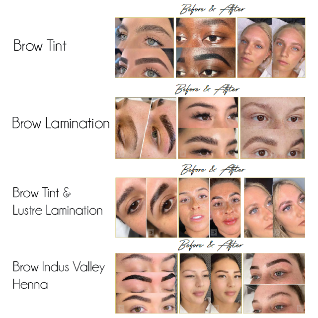 It's all about the brow